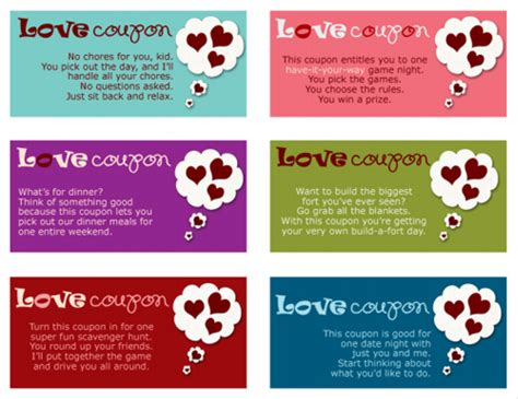 valentines day coupons s day coupons for your way