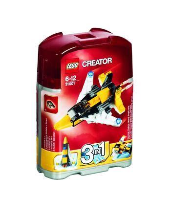 cer lego lego creator mini zburator pe cer leg31001 diverta