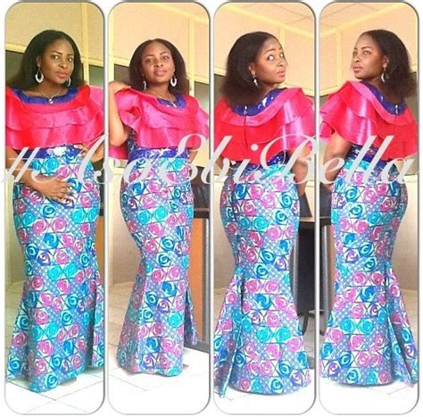 bella naija ankara style bellanaija weddings presents asoebibella vol 2 bella