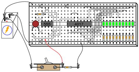 digital clock integrated circuit lessons in electric circuits volume vi experiments chapter 7
