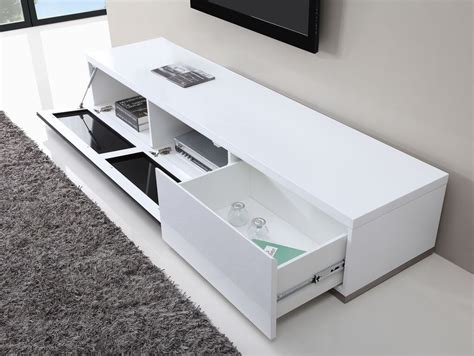 b modern editor tv console in white traditional 50 inspirations white high gloss tv stands tv stand ideas