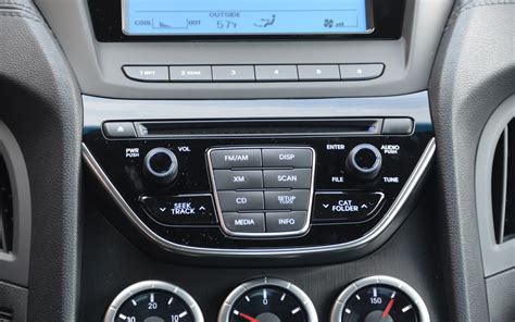 Hyundai Genesis Sound System by 2013 Hyundai Genesis Coupe 2 0t The Sound System S