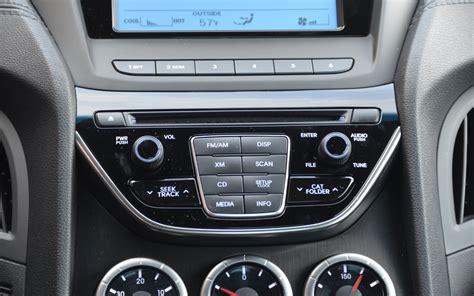 Hyundai Genesis Sound System by 2013 Hyundai Genesis Coupe 2 0t The Sound System S