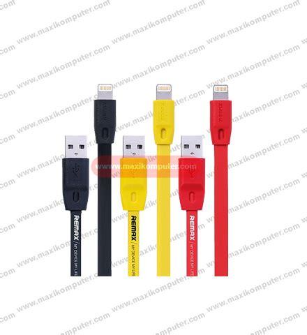 Veger Usb Kabel For Iphone 5 kabel data remax lightning iphone fast 1 meter