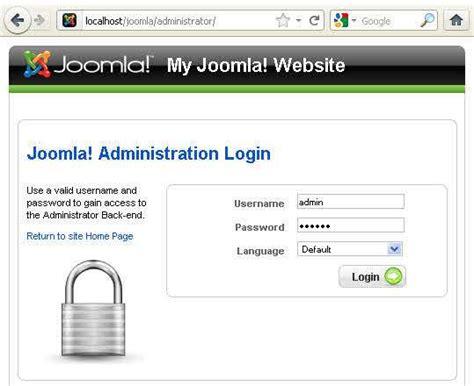 template joomla login free download administrator template joomla 1 5 sokolbluesky