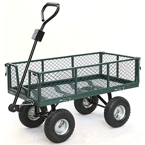Garden Carts For Sale by Top 5 Best Garden Utility Cart For Sale 2016 Product