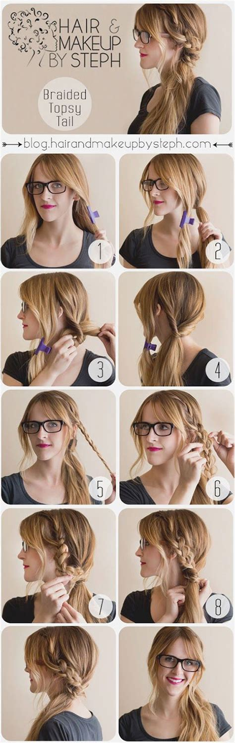 Easy Hairstyles For Beginners by 20 Easy Step By Step Summer Braids Style Tutorials For