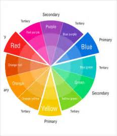 color templates color wheel charts 6 free pdf documents free