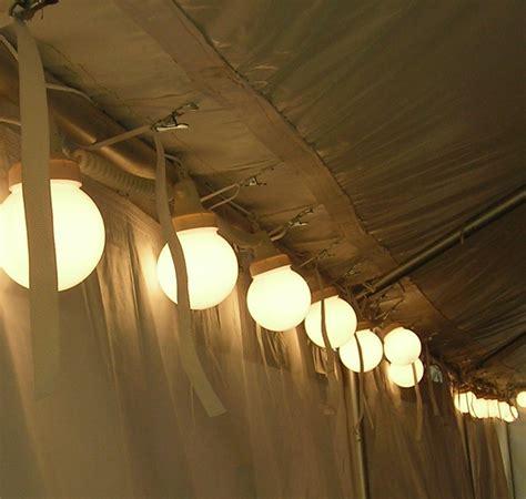 Tent Light by Tent Rentals Rental Miami