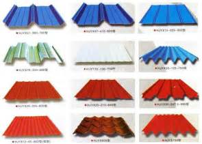 what are the best type of sheets metal roofing types home design ideas and pictures