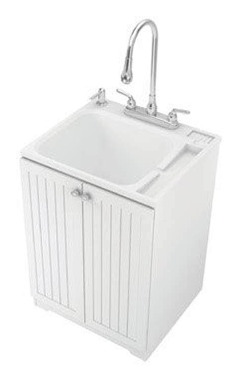 american shower and bath utility sink laundry tubs american shower all in one utility sink and cabinet 244 drop in sink