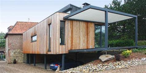 maison en kit pas cher extensions nord maison bois nord