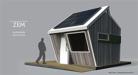 micro home self powered zem micro home could be the mansion of