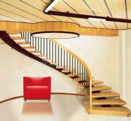 Spiral Stairs Design Unique Stairs Design Modern Magazin