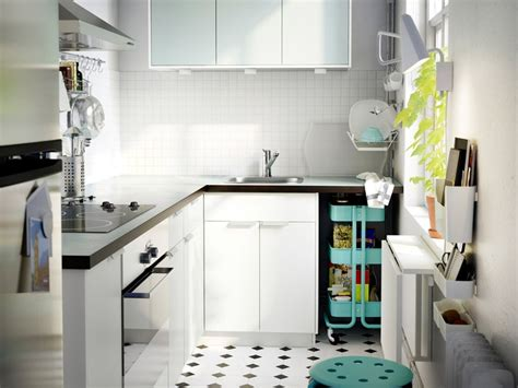 kitchen ideas ikea small space choose smart solutions to make room for