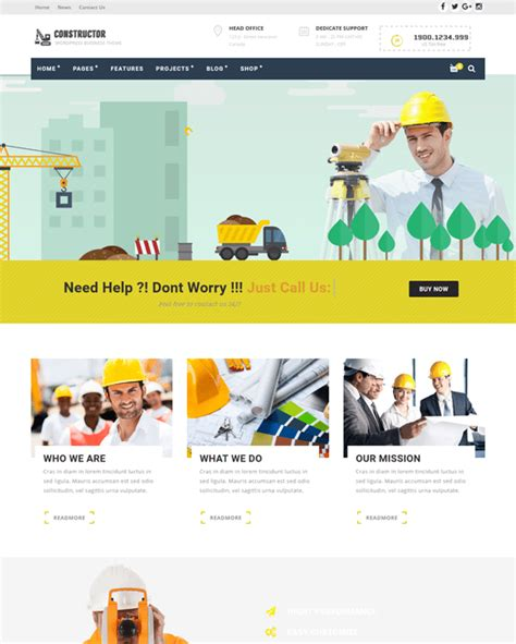 wordpress layout constructor 5 of the best wordpress themes for construction