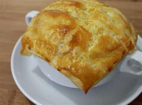 membuat puff pastry zuppa soup resep zuppa soup mudah sederhana enak resep harian