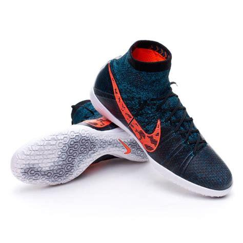 Sepatu Futsal Nike Elastico Superfly Ic futsal boot nike elastico superfly ic black total crimson blue lagoon grey soloporteros