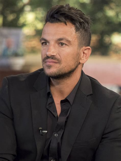 peter andre reveals upsetting chapter  struggled  write    book
