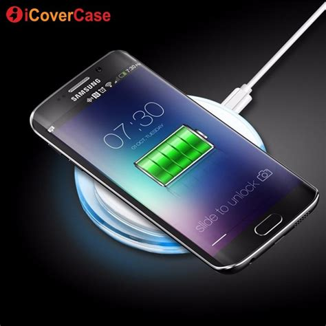 wireless charger qi charging pad  samsung galaxy