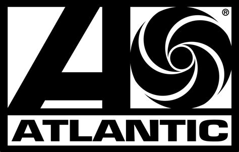 Records Media File Atlantic Records Fan Logo Svg