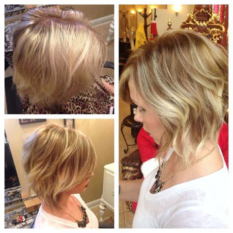 how to do ash ombre highlight on short hair before after natural blonde balayage ombr 233 highlights ash