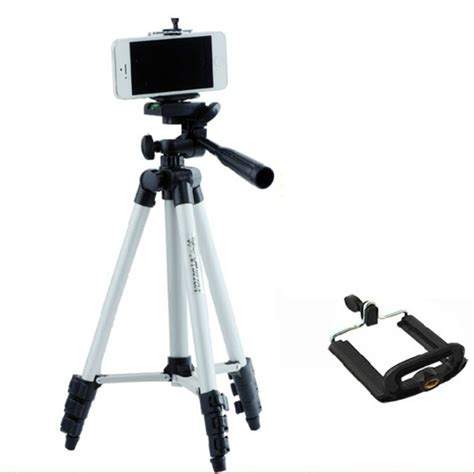 jual tripod hp smartphone holder  pocket camera dslr