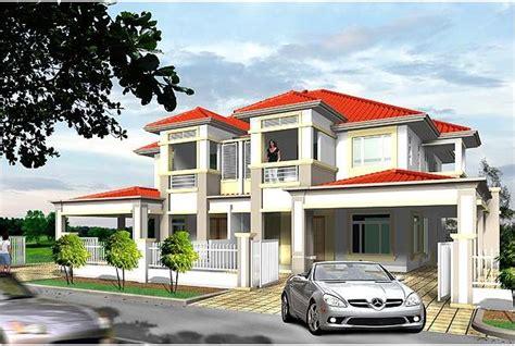 Lakeview Home Plans by Housing Properties At Palm Villa 2 Taman Tunku Miri