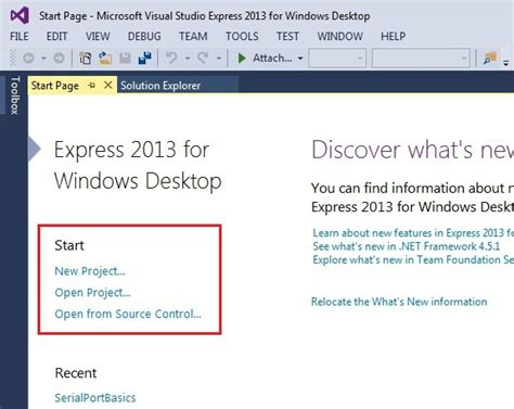 tutorial visual studio express 2013 visual c sharp projects download powerful accurate cf