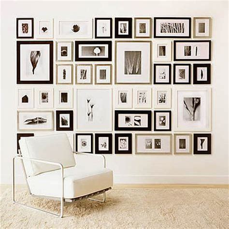 how to design a gallery wall home dzine home decor create a photo gallery wall
