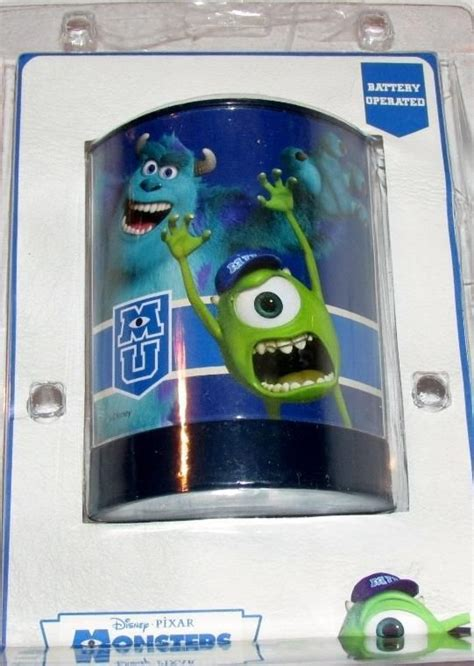 Scare The Light Away disney pixar led light sulley
