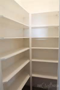 Bookcase Built Into Wall How To Build Pantry Shelves Hometalk