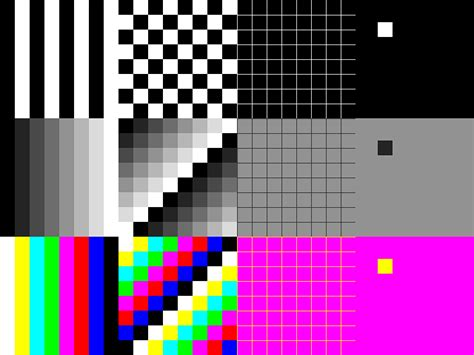 test pattern generator qsys video test pattern generator zipcores