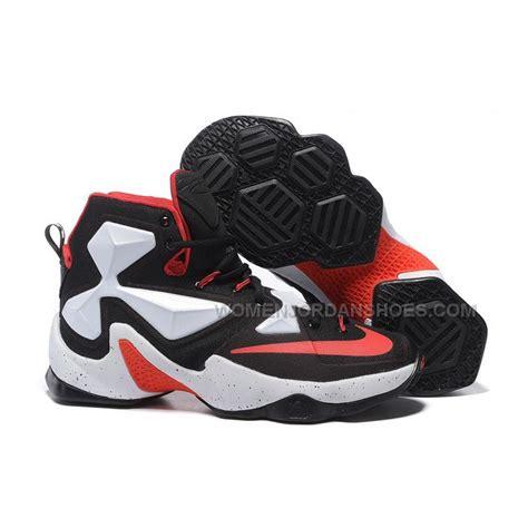 nike lebron sandals nike lebron 13 white black price 66 00