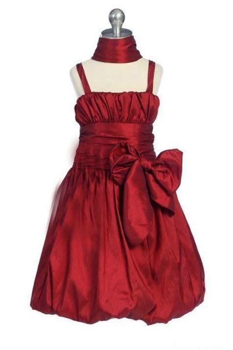 Square Flower Dress bow square ruffles design flower prom dresses