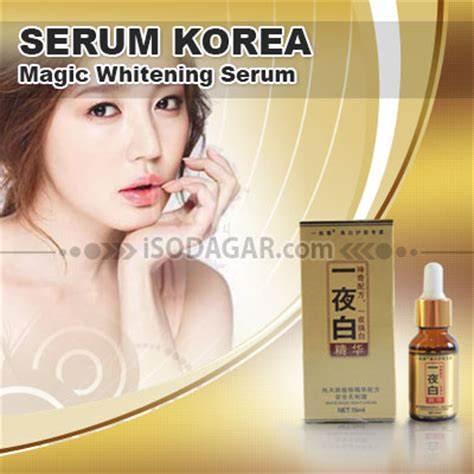 Serum Korea eksotis shop