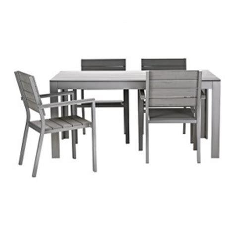 Armlehnstühle by Ikea Falster Tisch Und 4 Armlehnst 252 Hle Moebelfans De