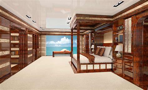 Unique Home Interior Design luxury yacht division