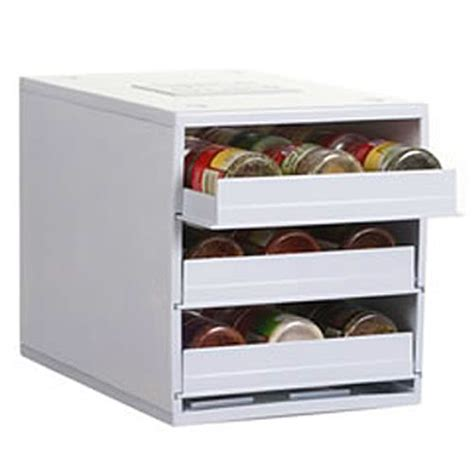 Sliding Spice Rack by Organize It Home Office Garage Laundry Bath Organization Products