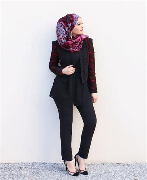 Jaket Parka Wanita Jaket Parka Hijabers Jaket Parka Kanvas 5 50 inspirasi ootd hijabers dunia