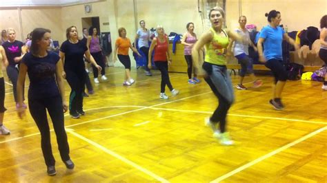 zumba swing cha cha swing zumba with marijana maček youtube