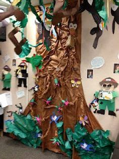 jungle book themes analysis the giving tree book bulletin board and trees on pinterest