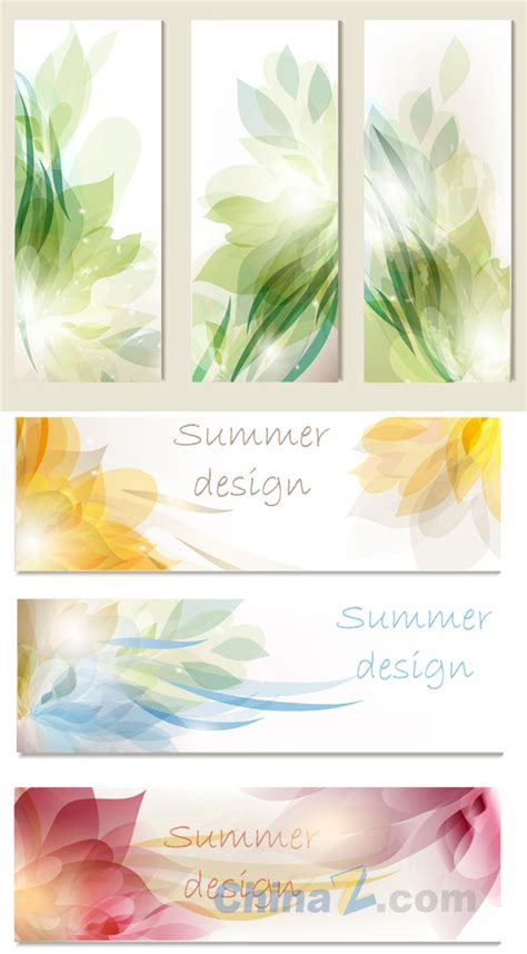 design banner elegant elegant flowers banner design template download free