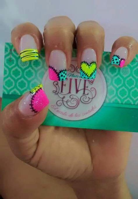 mudder stencil stickers  designs manicure
