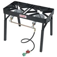 bayou classic burner outdoor patio stove with leg