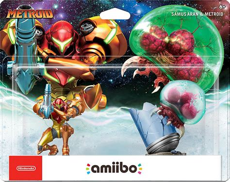 Amiibo Samus samus and metroid 2 pack amiibo incoming nintendo enthusiast
