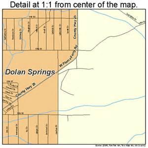 dolan springs arizona map 0419630