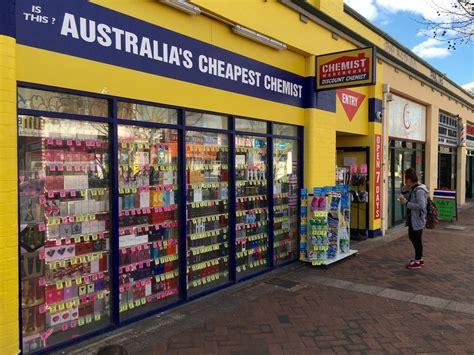 chemist warehouse drugstores 347 349 william st perth