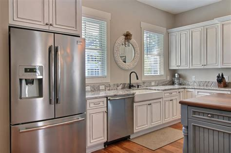 country kitchen white cabinets photo page hgtv