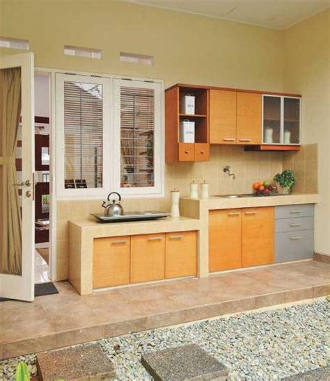 Jenis Dan Lemari Dapur 5 jenis desain ruang dapur untuk hunian anda